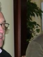 MDR-Intendant Udo Reiter zu Besuch im Presseclub Dresden