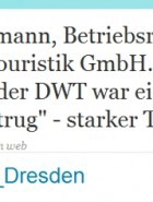 Verfolgt: Grünes Stadtrats-Getwitter