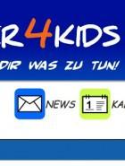 Cyber4kids: Veranstaltungskalender für Kinder und Jugendliche
