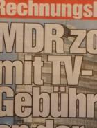 Finanzkrise trifft MDR: Sender