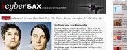 Cybersax.de mit neuer Optik