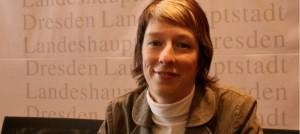 Heike Großmann, IfK-Absolventin
