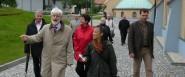 Presseclub besucht Hundertjährige: Kläranlage Kaditz
