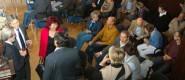 TU-Rektor Prof. Müller Steinhagen zu Gast im Presseclub Dresden