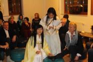 Ying & Yang - Presseclub besucht Deutsch-Chinesisches-Zentrum