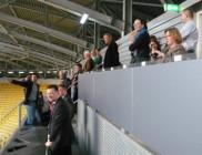 Ein Stadion für Alle - Presseclub schaut hinter die Dynamo-Kulissen