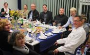 Wer nicht da saß, der nicht mit aß!  Presseclub Dresden besucht die VHS-Gorbitz