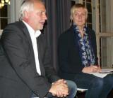 Schriftgut bringt Lesestoff - Presseclub zu Besuch bei Messe Dresden