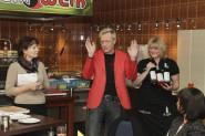 "Ikura, Maguro und Ibodai - Presseclub dreht Sushi bei ""Wolle"" Förster"