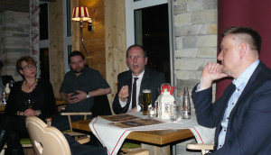 Markus Ulbig3, Andreas Weller (r.)