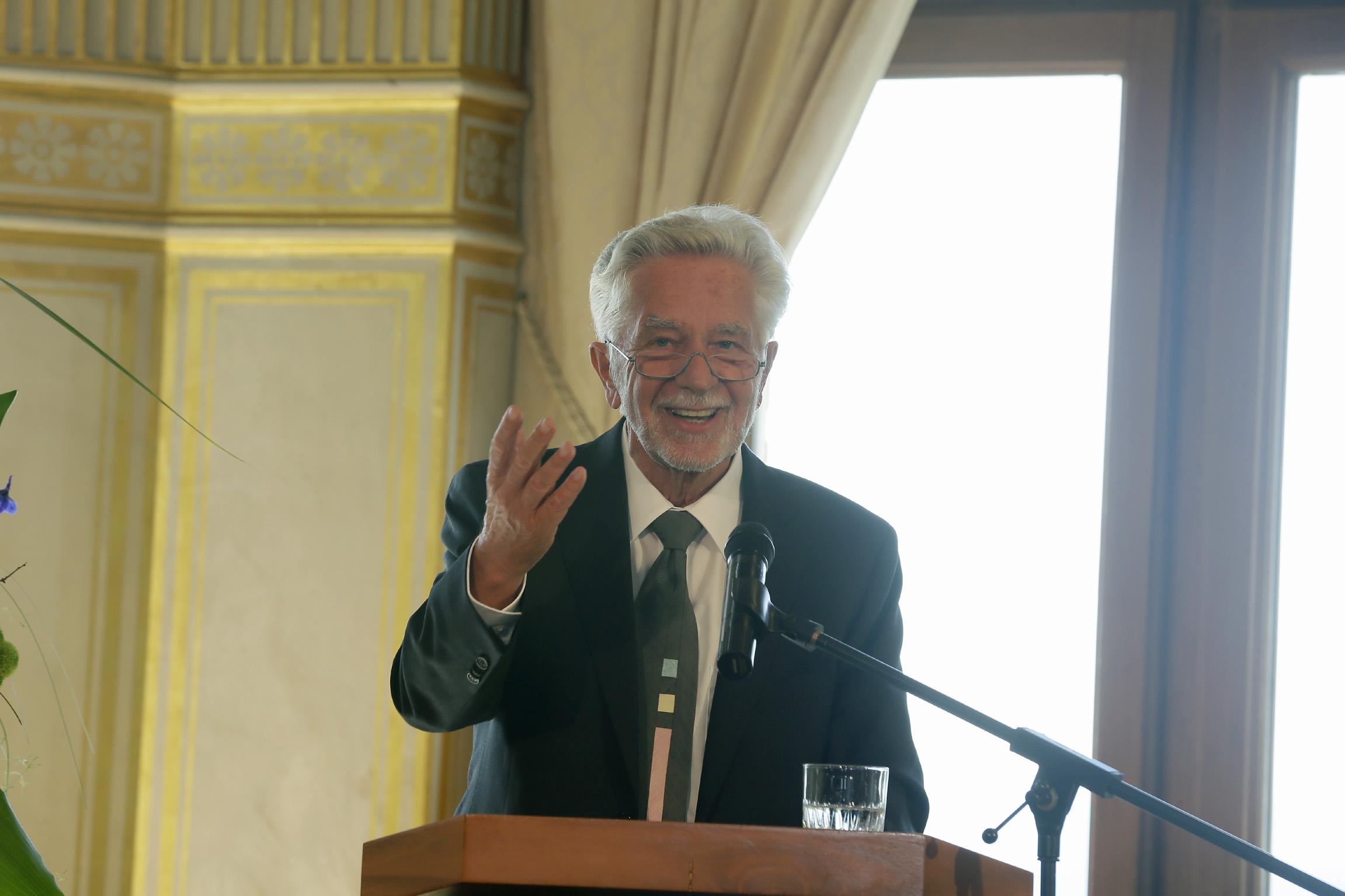 Feierliche Preisverleihung des Erich-Kästner-Preises