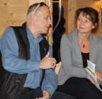 Pfarrer Stefan Hippler berichtet im Presseclub von seinem Kampf gegen AIDS