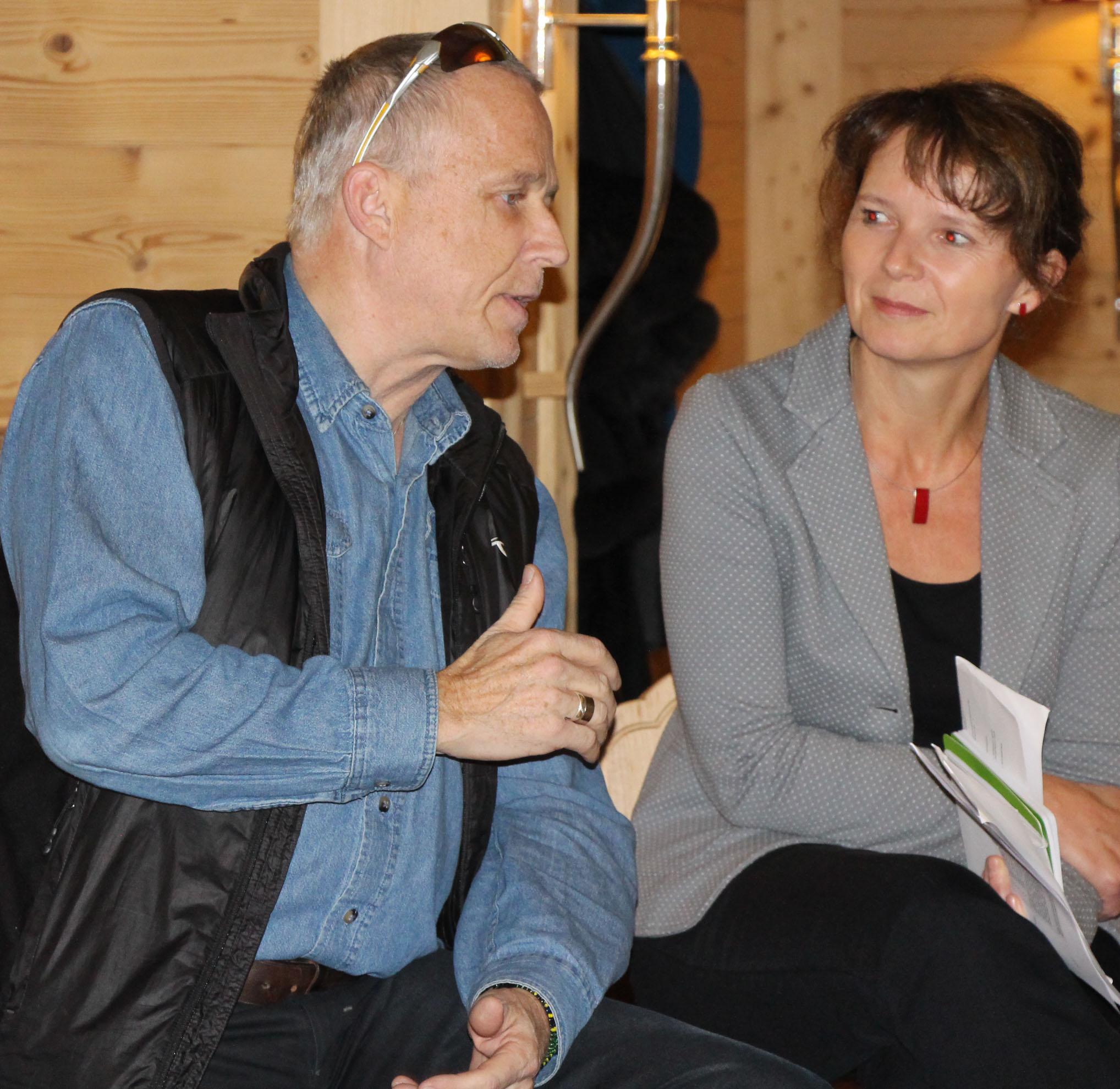 Stefan Hippler, Sabine Mutschke