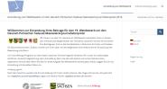 19. Deutsch-Polnischer Journalistenpreis: Bewerbungsphase endet bald