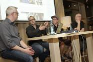 Der Presseclub Dresden mit Medienspezialisten und Clubmitglied Peter Stawowy mit  Dresdner Blogger am 23.05.2016 im Swissotel Dresden.