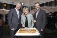 Presseclub Dresden feiert 25. Jubiläum - Volles Haus zum SommerSchwatz im INNSIDE Hotel