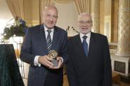 Dr. Rafal Dutkiewicz und Dr. Erhard Busek