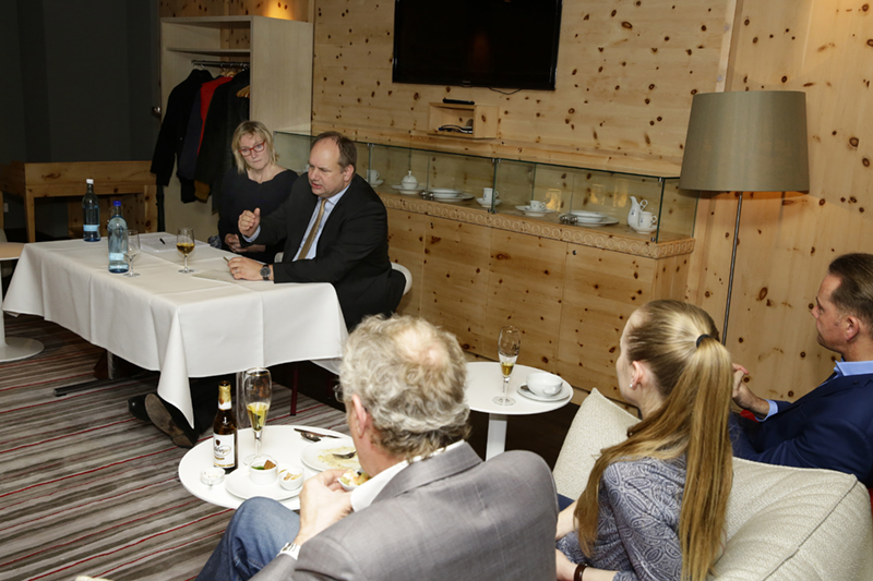 Presse-Clubabend mit Oberbürgermeister