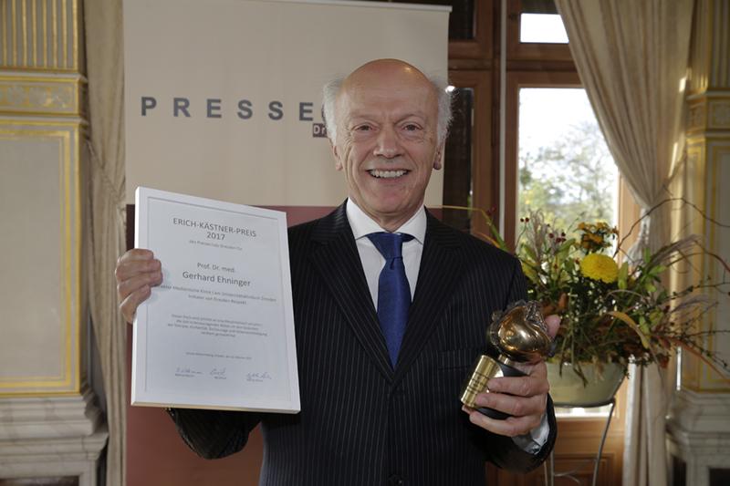 Erich Kästner-Preises 2017